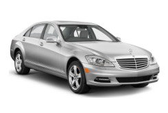 S class Mercedes Benz to hire with chauffeur