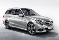 Mercedes Benz E class to hire