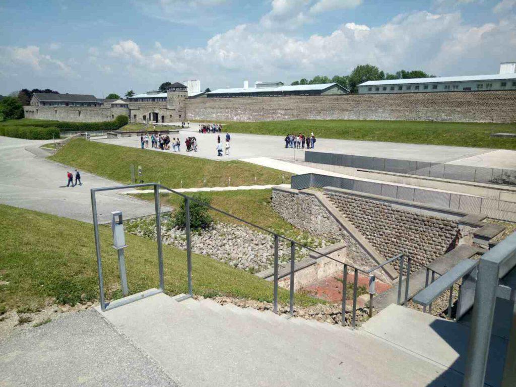 Mauthausen Memorial Day trip