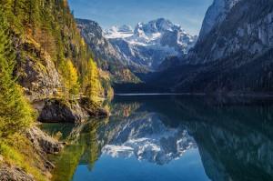 dachstein-lake