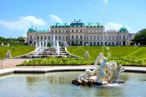 Vienna Schonbrunnpalace