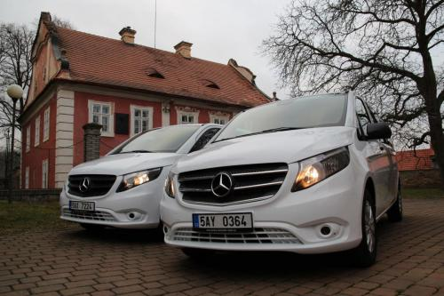 Mercedes Benz Vito Tourer