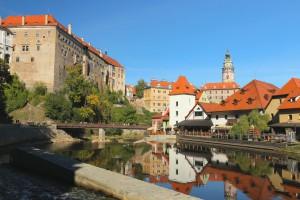 cesky-krumlov-town-view