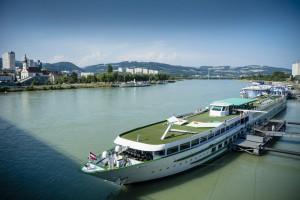 Linz Danube River