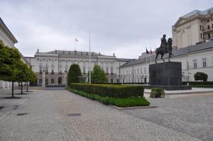 warsaw-president-palace