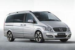 Mercedes Benz Viano - luxury minibus private hire