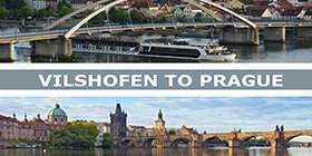 Vilshofen to Prague