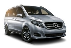 Chauffeured Mercedes Benz Viano / V class