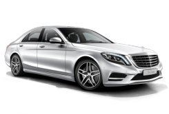 Mercedes Benz S class to hire