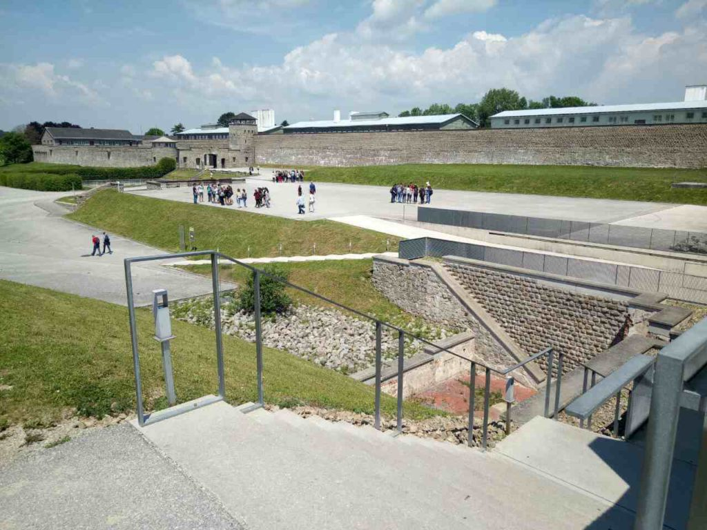 Mauthausen Memorial Day trip