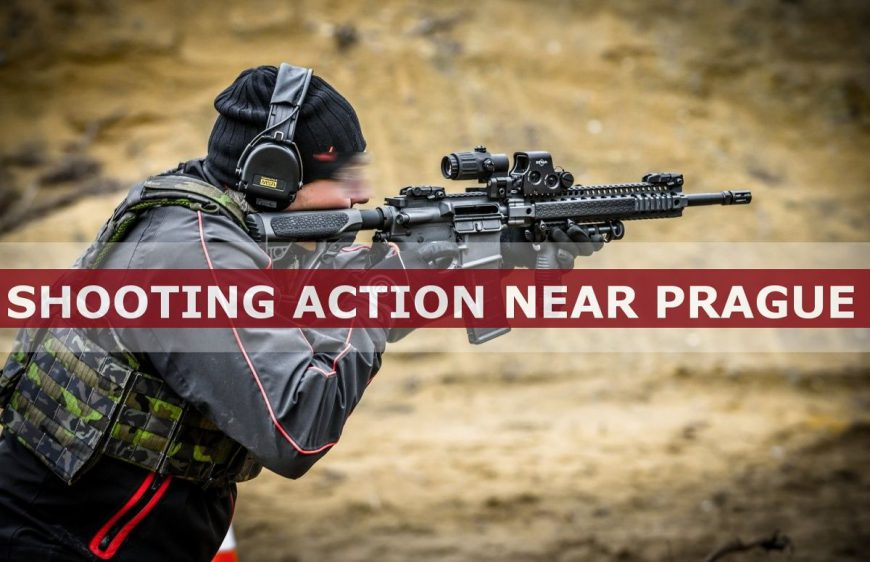 Shooting activities in and near Prague