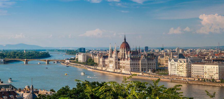 Prague to Budapest transportation