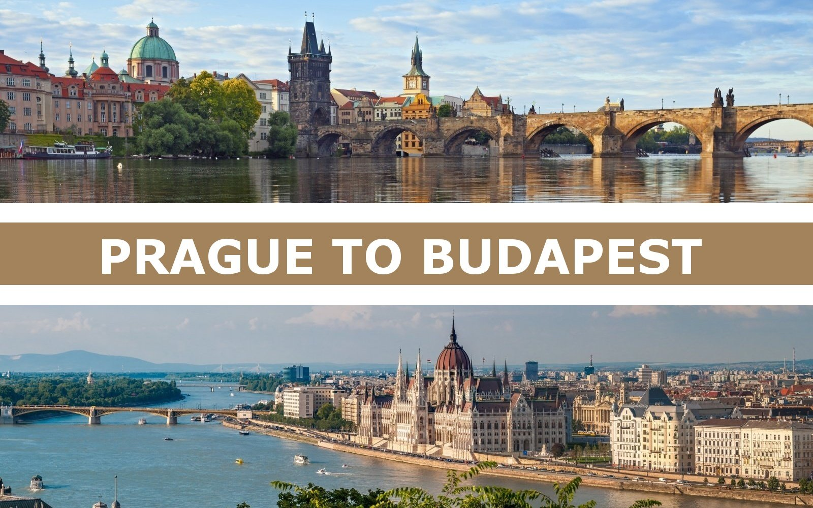 Transportation from Prague to Budapest
