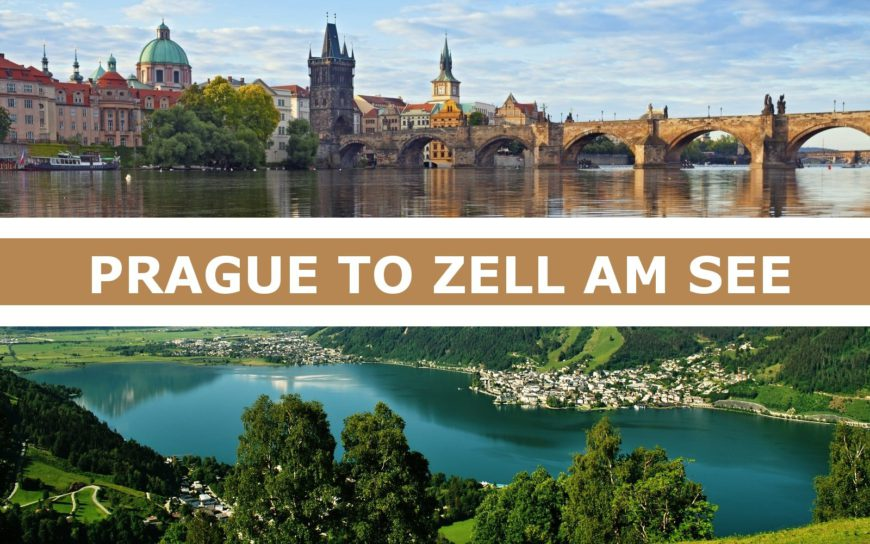 Transportation from Prague to Zell am See