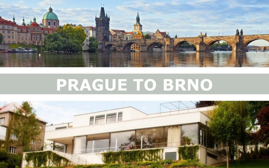Transfers from Prague to Brno