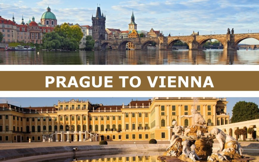 Transportation from Prague to Vienna