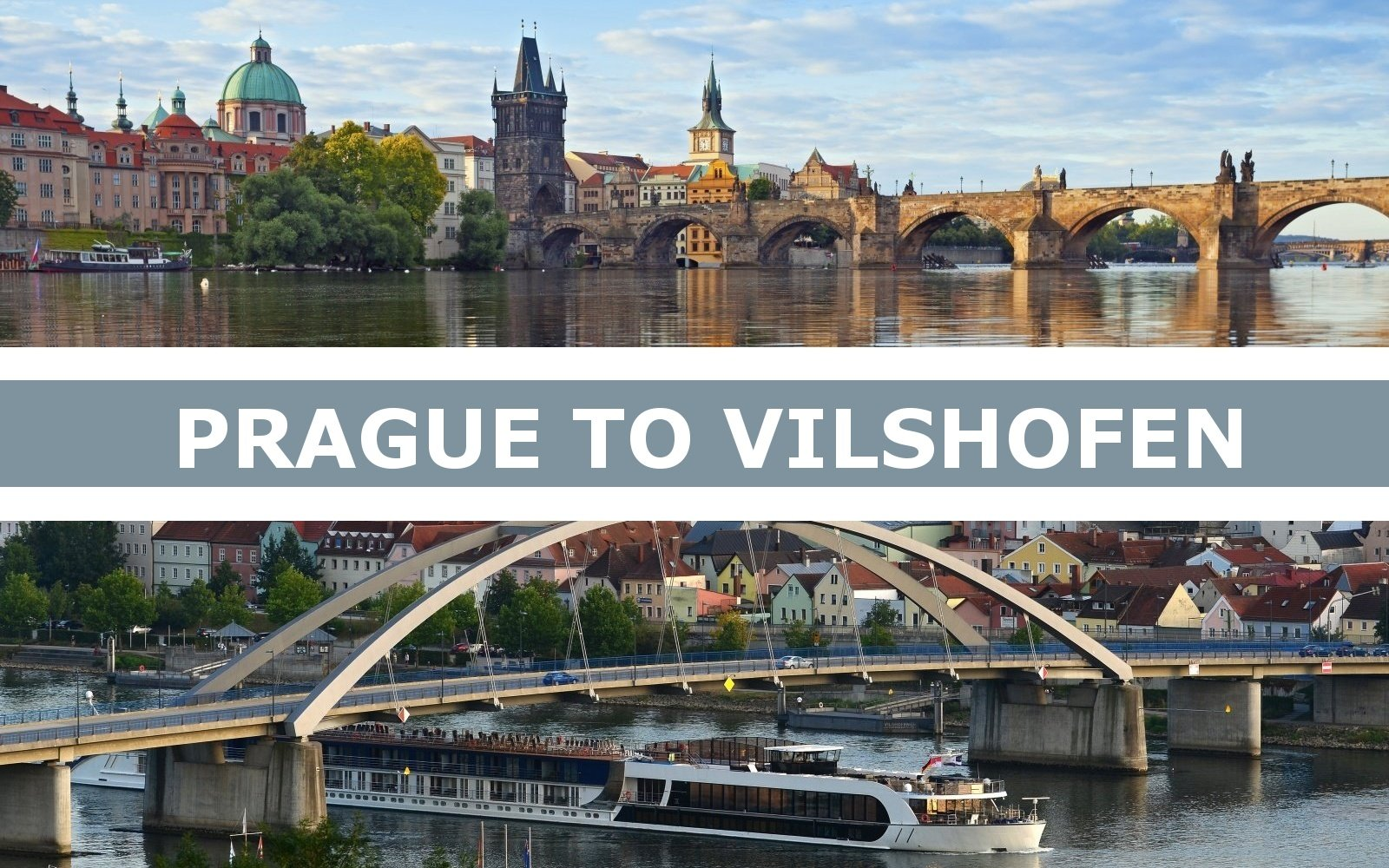Transportation from Prague to Vilshofen