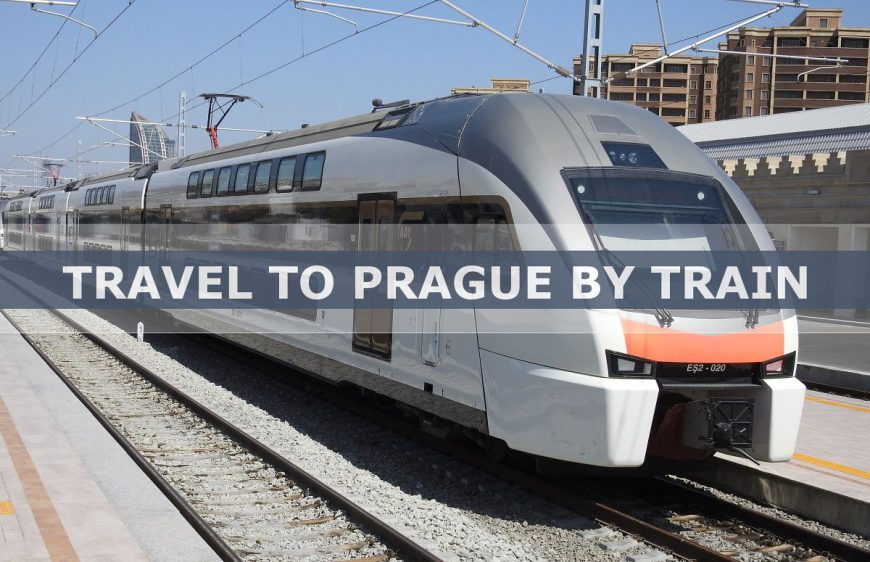 Trains from Prague, Trains to Prague