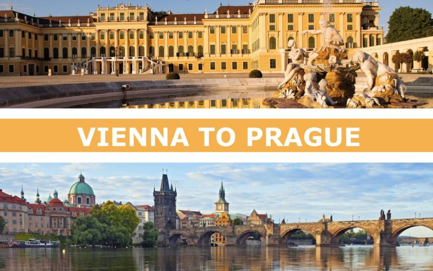 Transportation from Vienna to Prague