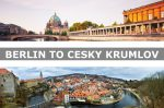 Taxi from Berlin to Cesky Krumlov