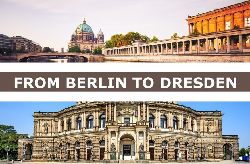 Transfer from Berlin to Dresden
