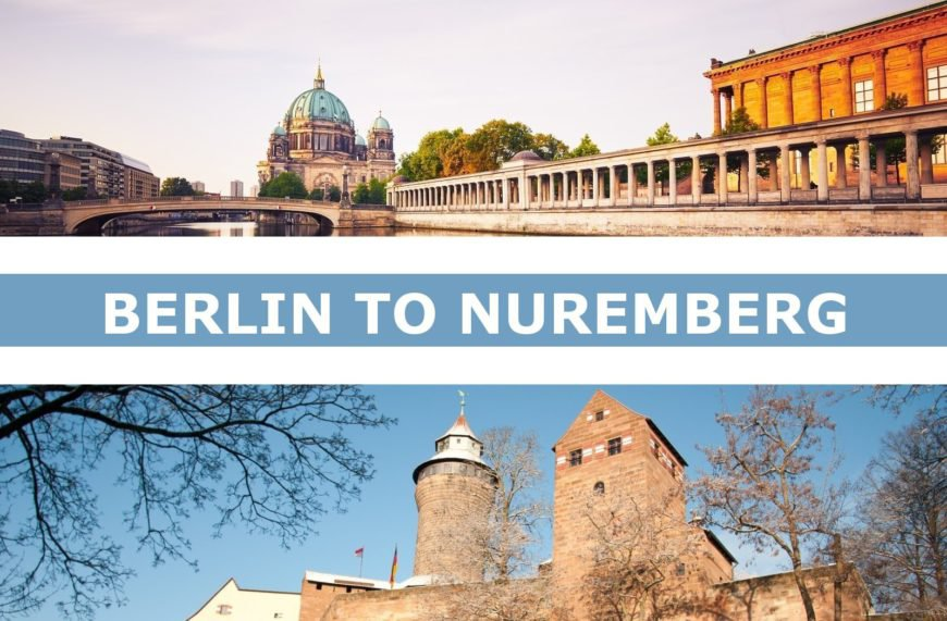 Taxi from Berlin to Nuremberg