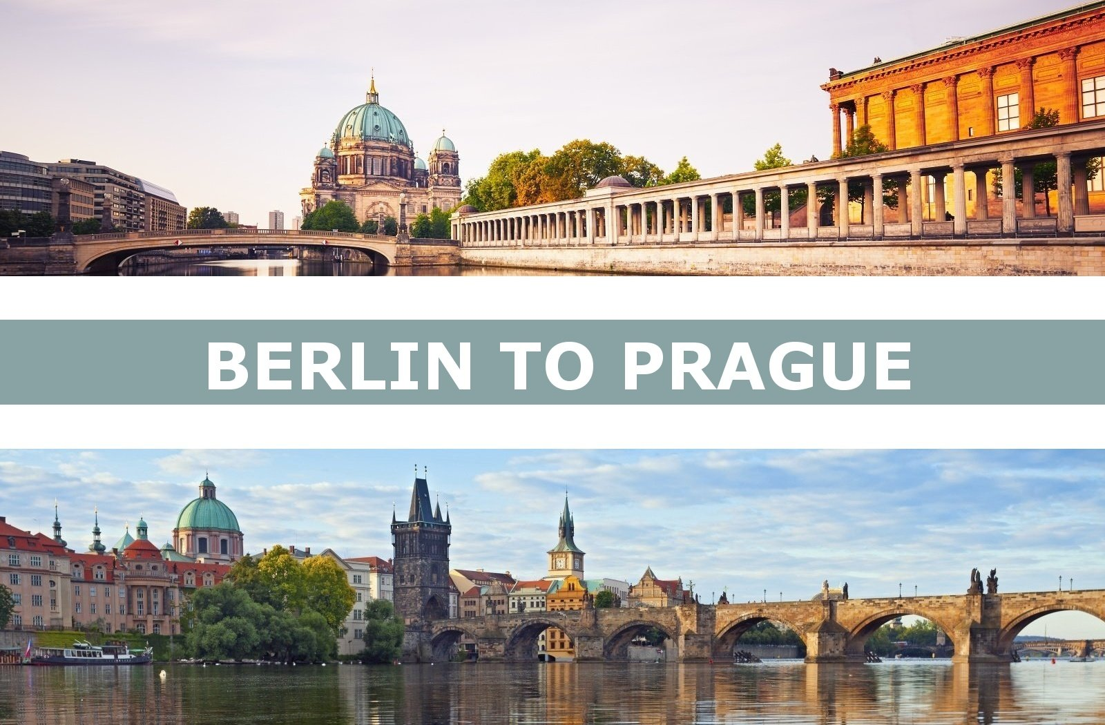 From Berlin to Prague