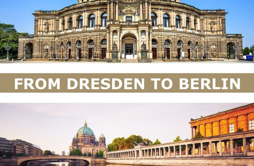 Taxi transfer from Dresden to Berlin