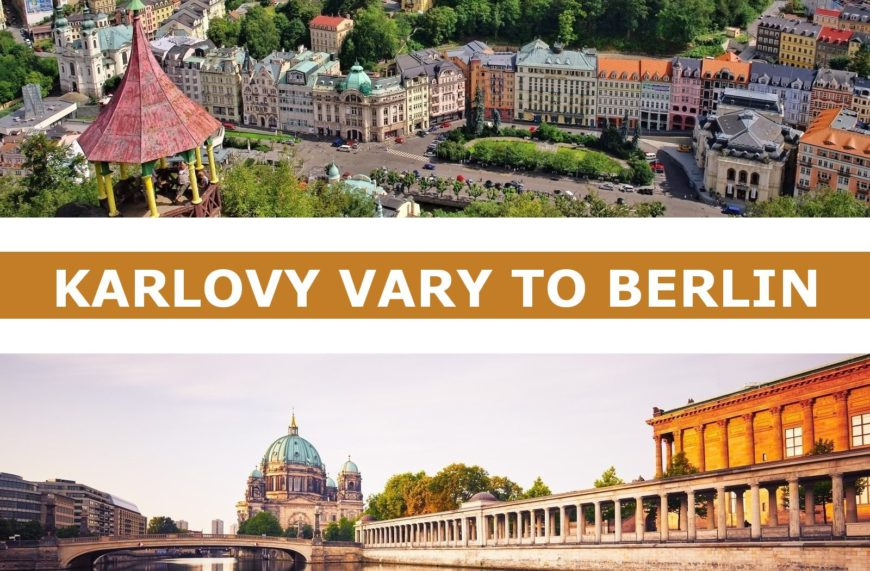 Taxi from Karlovy Vary to Berlin