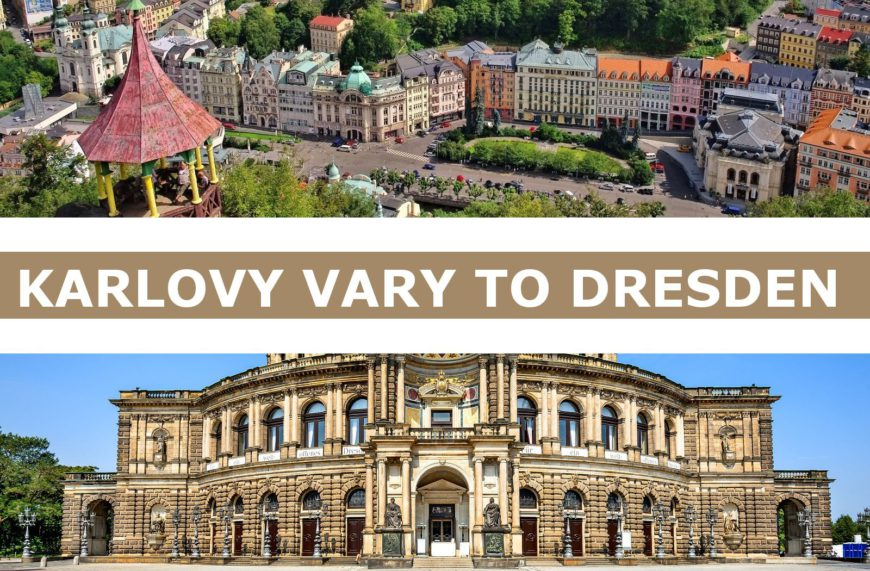 Taxi from Karlovy Vary to Dresden