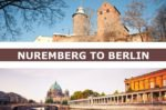 Taxi from Nuremberg to Berlin
