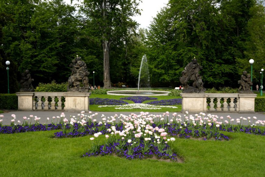 Royal Gardens of the Prague Castle
