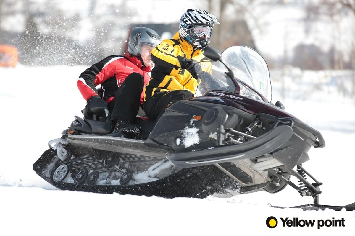 Snow Mobile Spindleruv Mlyn