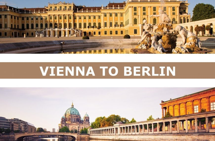 Taxi transfer from Vienna to Berlin