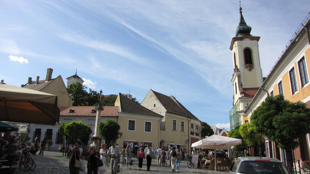 Day trip from Budapest to Szentendre