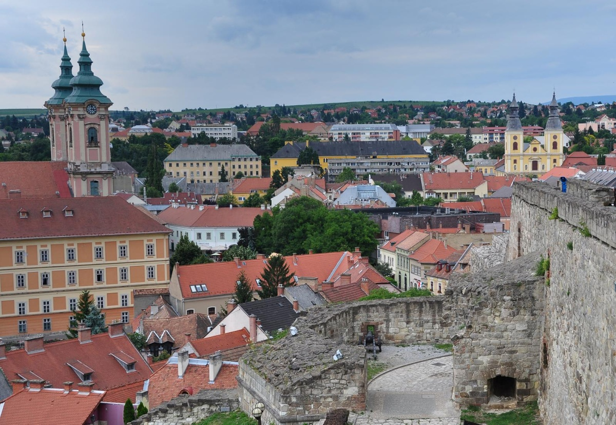 day trip to Eger and the Eger Castle