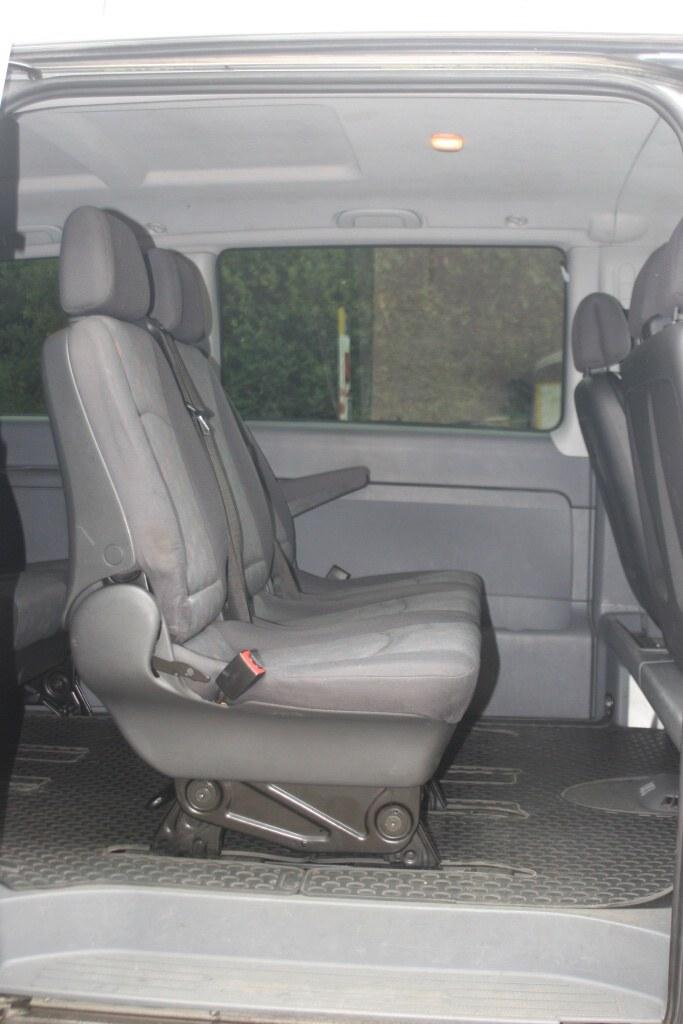 minibus for 8 passengers