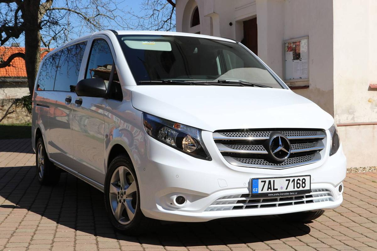 Mercedes Benz Vito XL