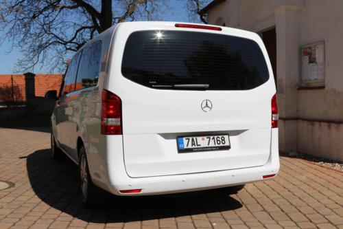 Mercedes Benz Vito XL