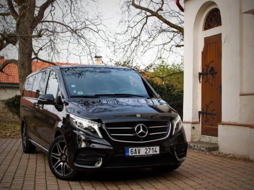 Mercedes Benz V Class 4x4
