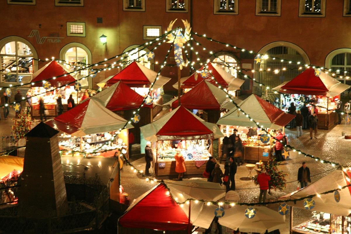 Regensburg Christmas Markets